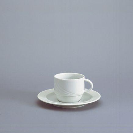 Tazzone caffè impilabile Donna