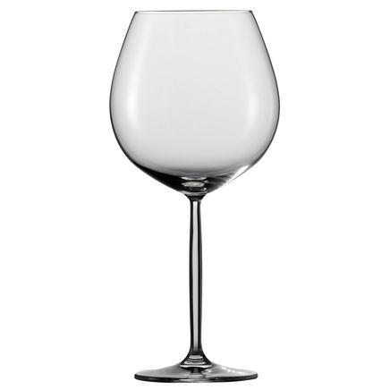 Burgunder Weinglas