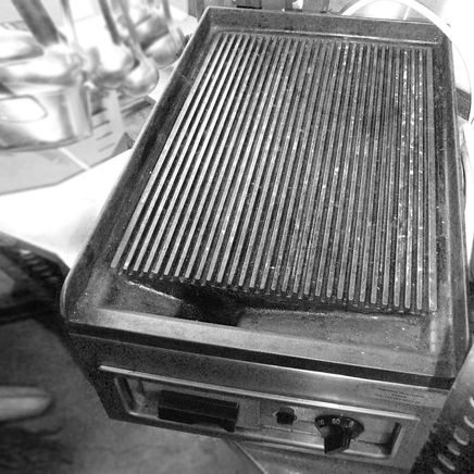 Piastra grill